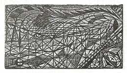 Desenho de Jorge de Sena