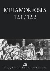 """A seção """"Seniana"""" da revista Metamorfoses"""