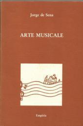 25. Arte Musicale, a cura di C. V. Cattaneo