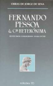 Jorge de Sena e Fernando Pessoa