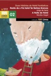 Razão de o Pai Natal ter barbas brancas