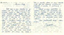 Correspondência com Delfim Santos