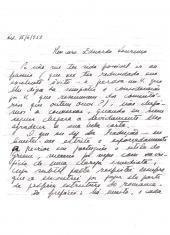 Carta a Eduardo Lourenço, 15/6/1953