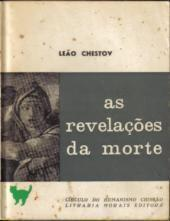 As Revelações da Morte, de Chestov