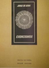 Índices da Poesia de Jorge de Sena – 10: Exorcismos, 1972