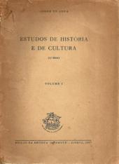 Nota sobre os estudos camonianos e inesianos de Jorge de Sena