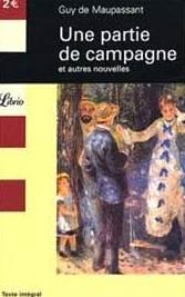 Fig. 5 – Capa de uma das edições dos contos de Guy de Maupassant.